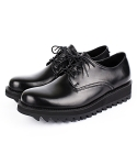 KAY DERBY SHOES (all black)