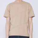 트와(TRWA) STITCH STRIPE T-SHIRTS(BEIGE)
