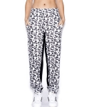 헬즈벨즈(HLZBLZ) SNOW LEOPARD SWEAT JOGGER PANTS