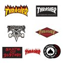 쓰레셔(THRASHER) THRASHER STICKER 7 PACK (MULTI)