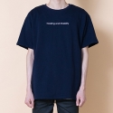 Healing and stability T-Shirt (navy)