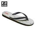 글로브(GLOBE) [GLOBE] MARBLE SANDAL (GREY/WHITE/RED)