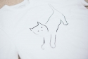 [Organic cotton] The Cat (발목양말 증정)