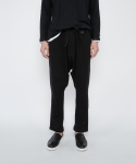 로우 투 로우(RAW TO RAW) washed jersey sadhu baggy pants