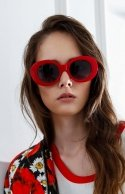 르블랑서울(LE BLANC SEOUL) NEW WAVE kurt cobain sunglasses RED