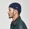 밀리어네어햇() (cotton) watch cap [NAVY]