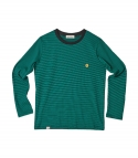 L.U.P OLDSCHOOL LOGO T-SHIRTS_green