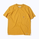 프랭크 도미닉(FRANK DOMINIC) NEW PENGUIN POKET T-SHIRT(YELLOW)