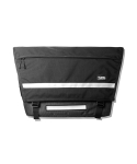 Courier Messenger Bag Black