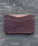 데몬하이드(DEMON HIDE) STANDARD CARD CASE (DARK BROWN)