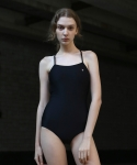 로클(LOCLE) 16 SUMMER LOCLE SWIMWEAR (ONE-PIECE) - BLACK