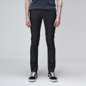 누디진() [NUDIE JEANS] Thin finn dry tight broken