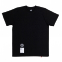 [HISTER] NUMBER T-SHIRTS BLACK