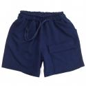 bandingpocket pants (navy)