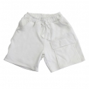 bandingpocket pants (white)