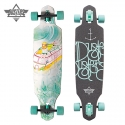 더스터스(DUSTERS) [DUSTERS] 38 SUNKEN DROP THROUGH TURQ LONGBOARD