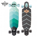 더스터스(DUSTERS) [DUSTERS] 34 WAKE DROP THROUGH TURQUIOSE LONGBOARD