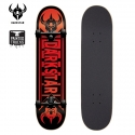 다크스타(DARKSTAR) [DARKSTAR] FADED RED/BLACK COMPLETE MID 7.375