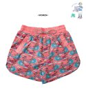 어썸 이미지네이션(AWESOME IMAGINATION) AWESOME DTP-ALOHA BEACH SHORTS Pink