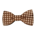 굿우드(GOODWOOD) GOODWOOD NYC GINGHAM BOW TIE [1]