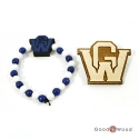 굿우드(GOODWOOD) GOOD WOOD VARSITY SET [2]-BLUE