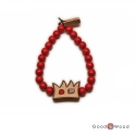 굿우드(GOODWOOD) GOODWOOD x ARCHIE COMICS JUGHEAD CROWN BRACELET