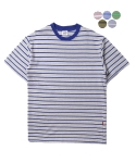 에이테일러(A-TAILOR) Sweet stripe T-shirt