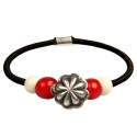 세인트페인(SAINTPAIN) SP WHITEHEARTS HAIRBAND-RED