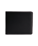 브로그앤머로우(BROGUE AND MORROW) Bifold Wallet (Black)
