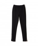 BRASHY / TRACKSUIT PANTS WITH PLEATS / BLACK