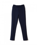 BRASHY / TRACKSUIT PANTS WITH PLEATS / NAVY