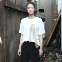 카무플라주 랩(CAMOUFLAGE LAB) LACE RIBBON T-SHIRTS_IV