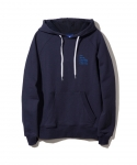 BRASHY / BAD ODDS SIGNATURE ARTWORK HOODIE / NAVY