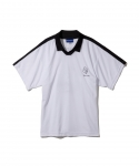 브라쉬(BRASHY) BRASHY / BET SHOP ARTWORK SOCCER JERSEY / WHITE