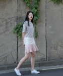 메이썸머(MAYSUMMER) flared skirt