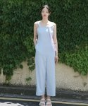 메이썸머(MAYSUMMER) ribbon jumpsuit