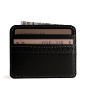 브로그앤머로우(BROGUE AND MORROW) Brogue Card Case (Black)