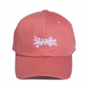 플라스틱(FLASTTIC) Logo cap/pink