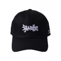플라스틱(FLASTTIC) Logo cap/black