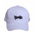 플라스틱(FLASTTIC) Logo cap/white