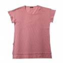 플라스틱(FLASTTIC) Basic t-shirt/pink