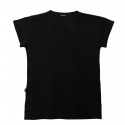 플라스틱(FLASTTIC) Basic t-shirt/black
