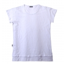 플라스틱(FLASTTIC) Basic t-shirt/white