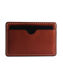 브로그앤머로우(BROGUE AND MORROW) Basic Card Case (Cognac)