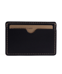 브로그앤머로우(BROGUE AND MORROW) Basic Card Case (Black)