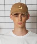 레이블디렉터(LABEL DIRECTOR) sukajan ball cap 1 (BEIGE)