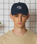 레이블디렉터(LABEL DIRECTOR) sukajan ball cap 1 (NAVY)