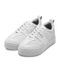 B 101 Low-Top Sneakers - All White