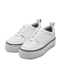 T 101 Low-Top Sneakers - White