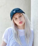 마네스(MANES) Twins Ball Cap (Navy)